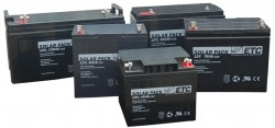 Solar Batteries 12V,28-200 Ah (C20